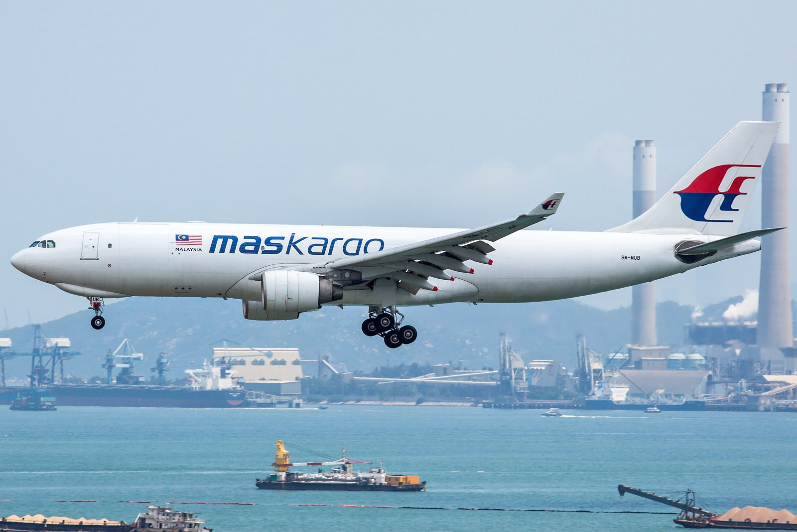 Malaysia Airlines Airbus A330-223F 9M-MUB