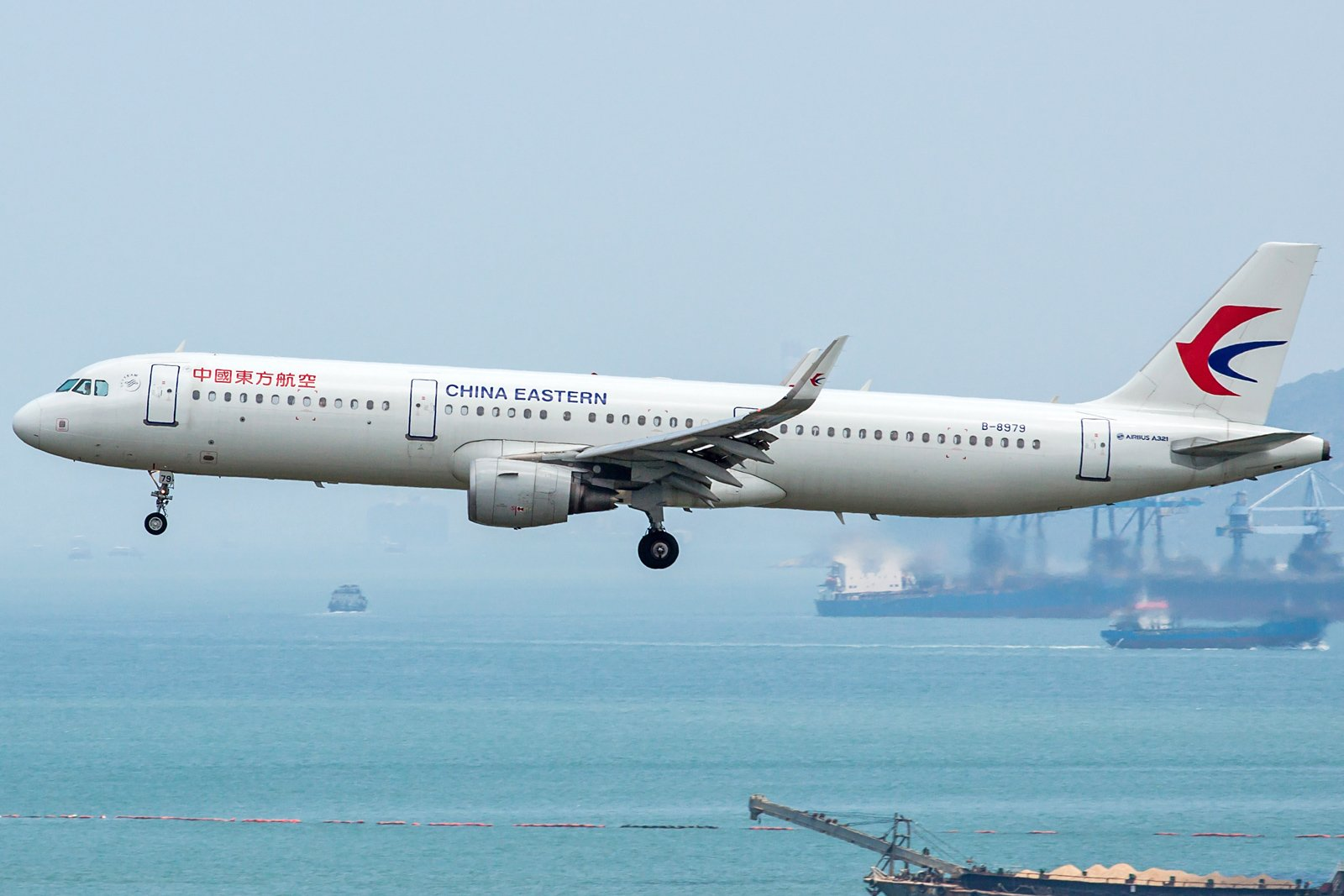 China Eastern Airlines Airbus A321-211(WL) B-8979