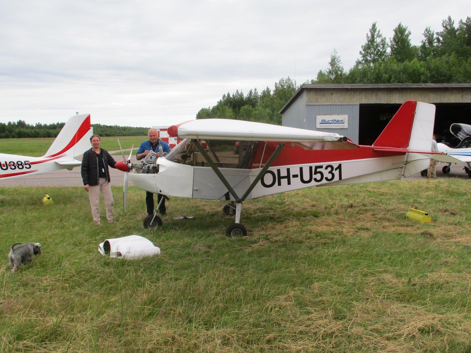 Skyranger V.Max OH-U531 EFHN 2019-06-29