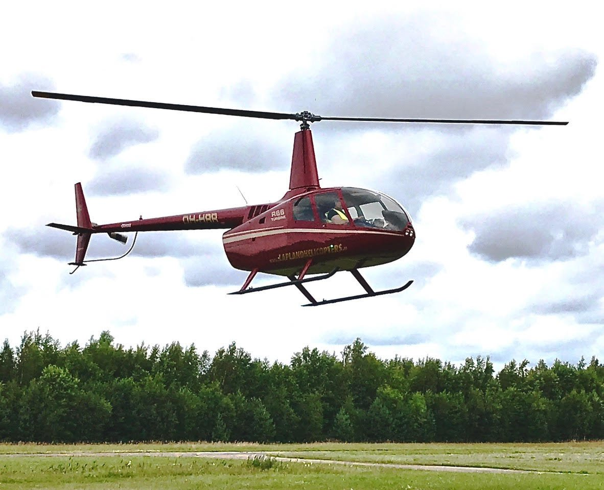 Robinson R66 Turbine OH-HRR EFHN 2019-07-22