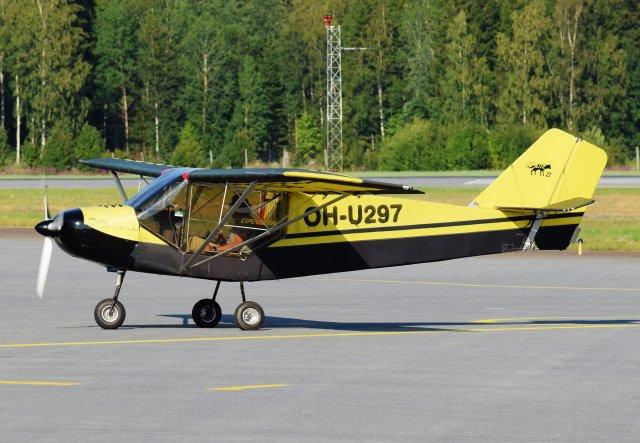OH-U297 - Rans S-6 Coyote II - 27.7.2019