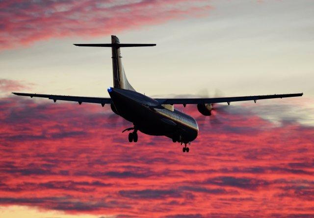 G-FBXE - ATR 72-600 - SAS Scandinavian Airlines - 13.6.2019