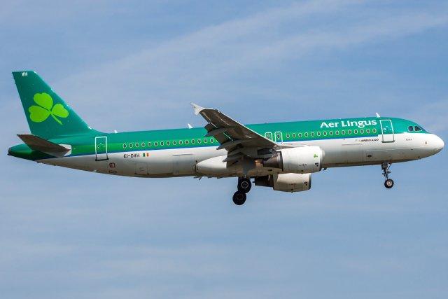Aer Lingus Airbus A320-214 EI-DVH