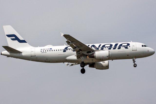 Finnair Airbus A320-214 OH-LXK