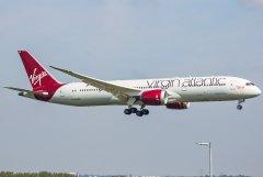 Virgin Atlantic Airways Boeing 787-9 Dreamliner G-VOOH