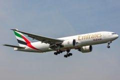 Emirates Boeing 777-F1H A6-EFL