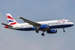 British Airways Airbus A320-232 G-EUUB