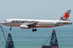 Jetstar Pacific Airlines Airbus A320-232 VN-A198