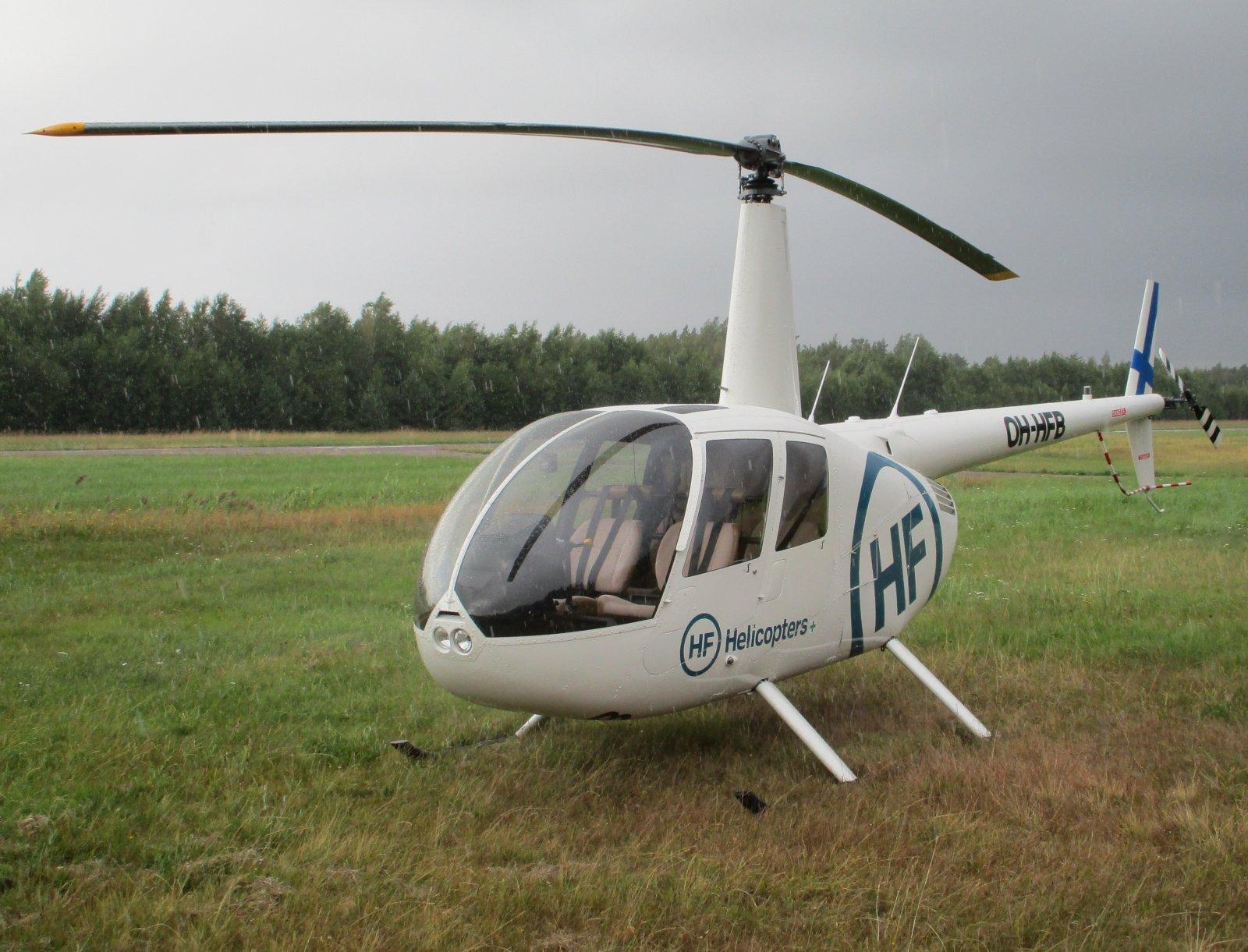 Robinson R44 Raven I OH-HFB EFHN 2019-08-11