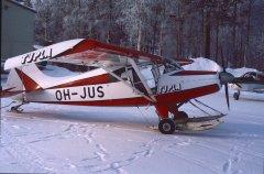 Maule M.4-210C Strata Rocket OH-JUS EFKU 1988-03