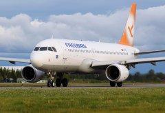 TC-FHC - Airbus A320-214 - Freebird Airlines - 14.8.2019