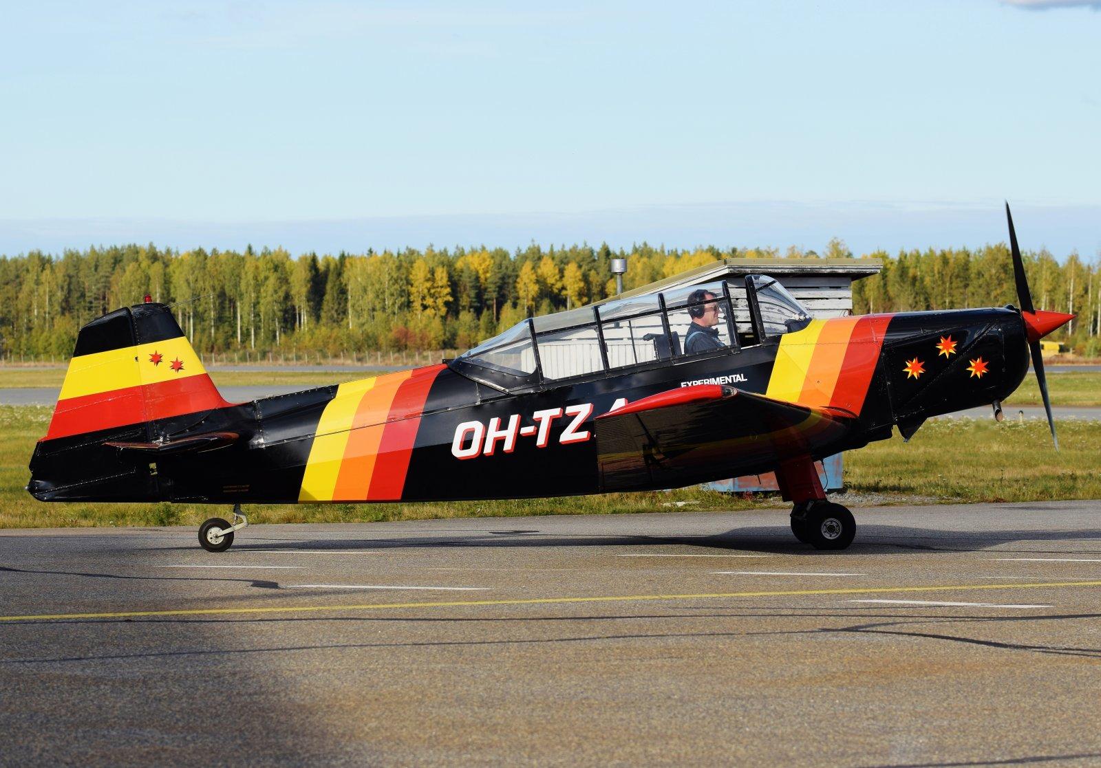 OH-TZA - Zlin Z-126 Trener - 28.9.2019
