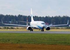 SP-ESE - Boeing 737-8Q8 - Enter Air - 11.9.2019