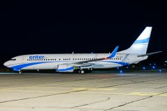 Enter Air B737-800 SP-ESE