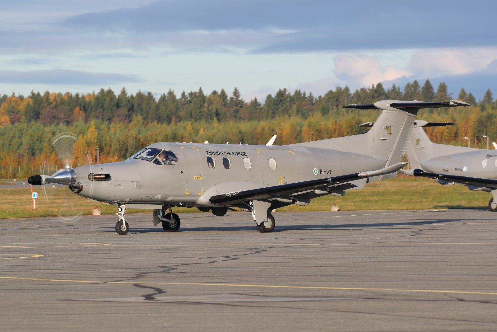 PI-03 Pilatus PC-12 EFPO 7.10.2019