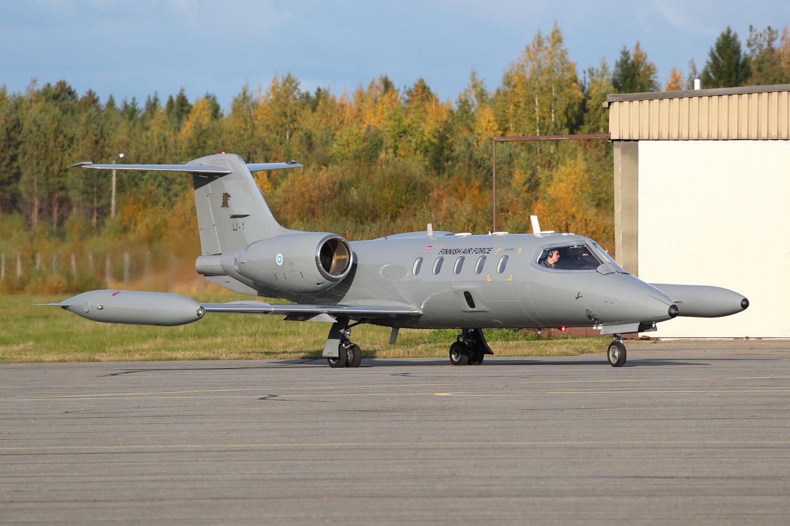 LJ-1 Learjet 35 EFPO 7.10.2019