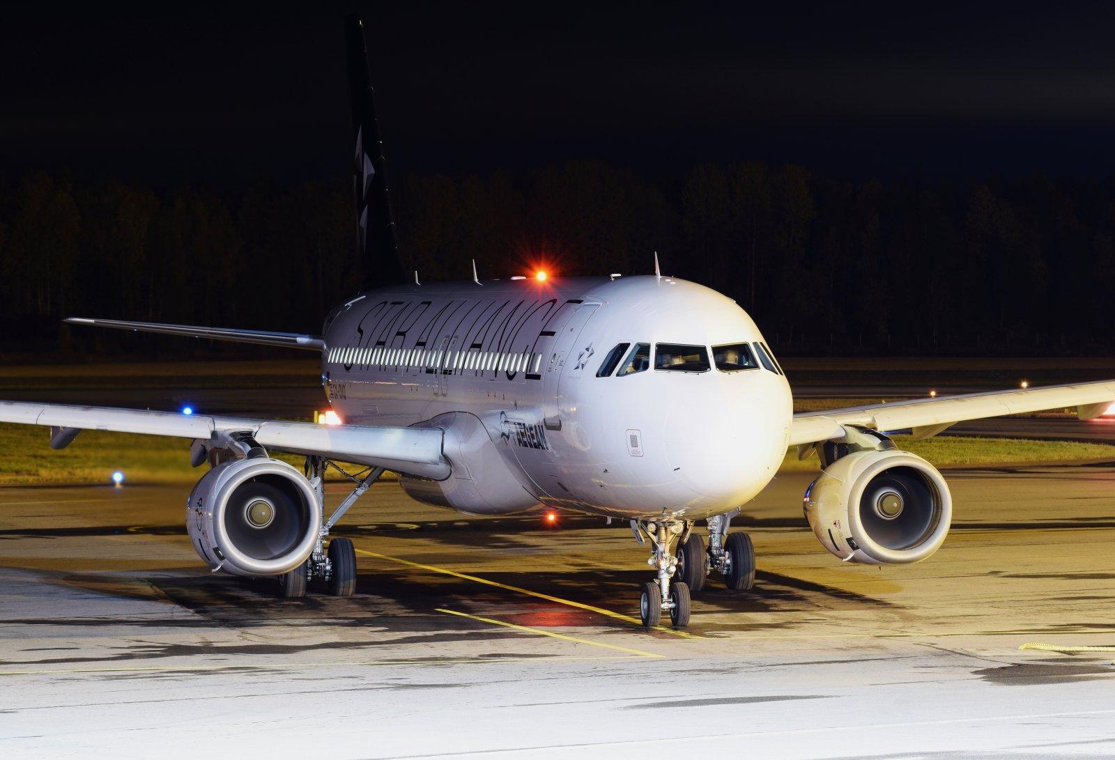 SX-DVQ - Airbus A320-232 - Aegean Airlines - 12.10.2019