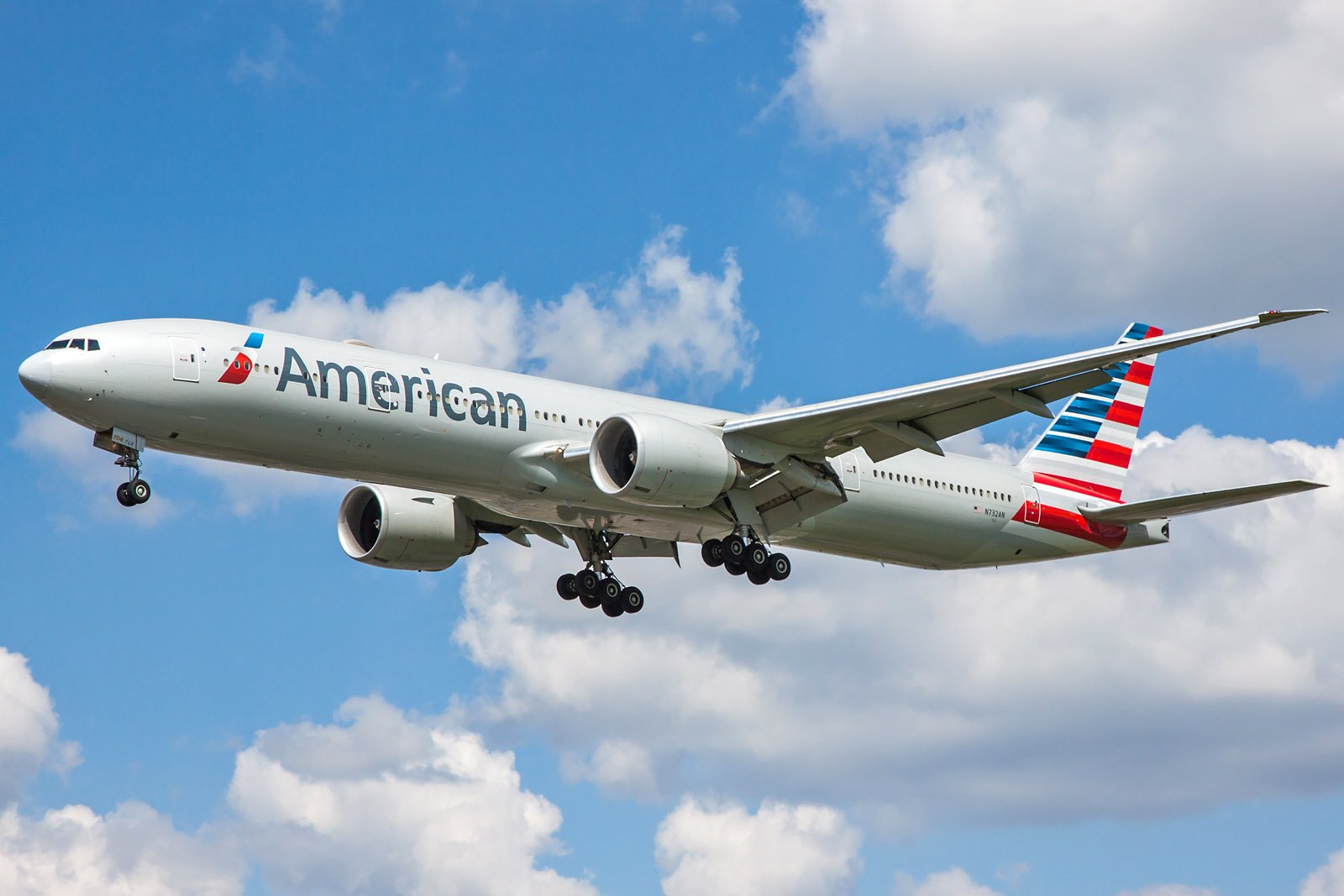 American Airlines Suomi