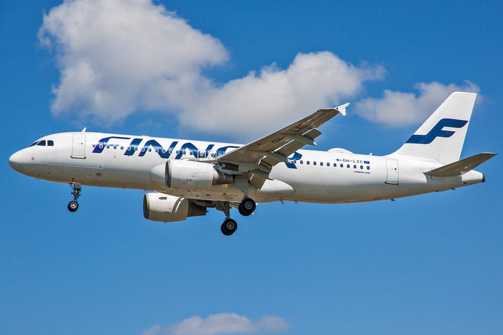 Finnair Airbus A320-214 OH-LXC