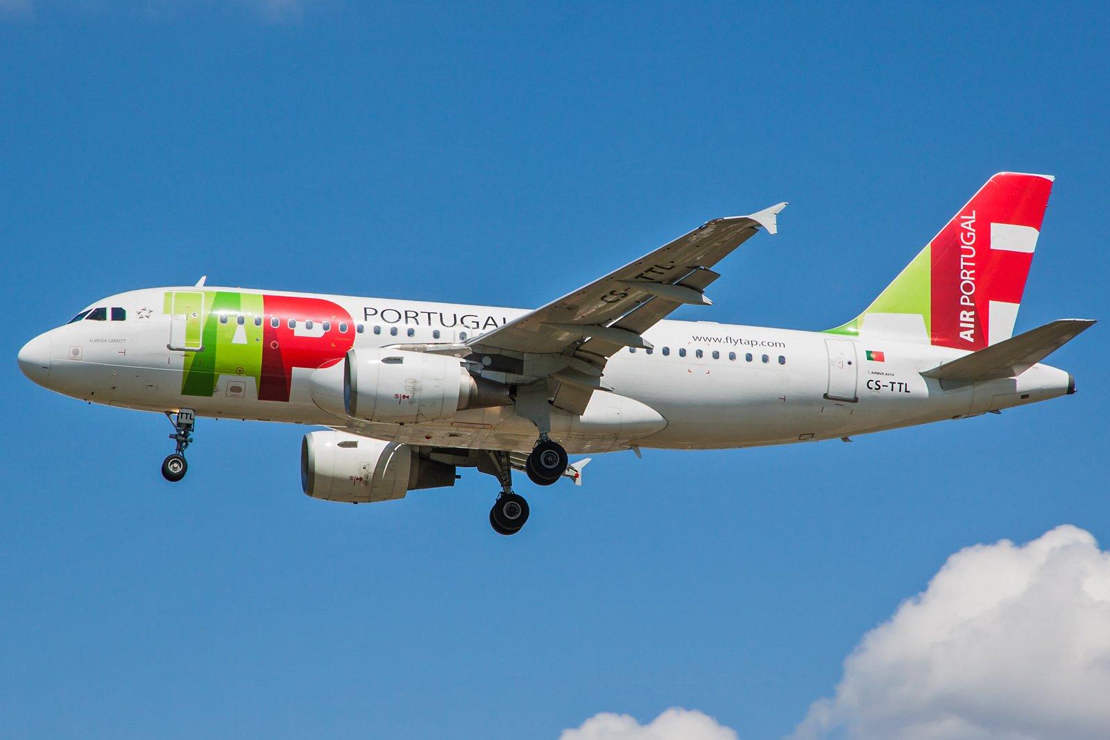 TAP - Air Portugal Airbus A319-111 CS-TTL