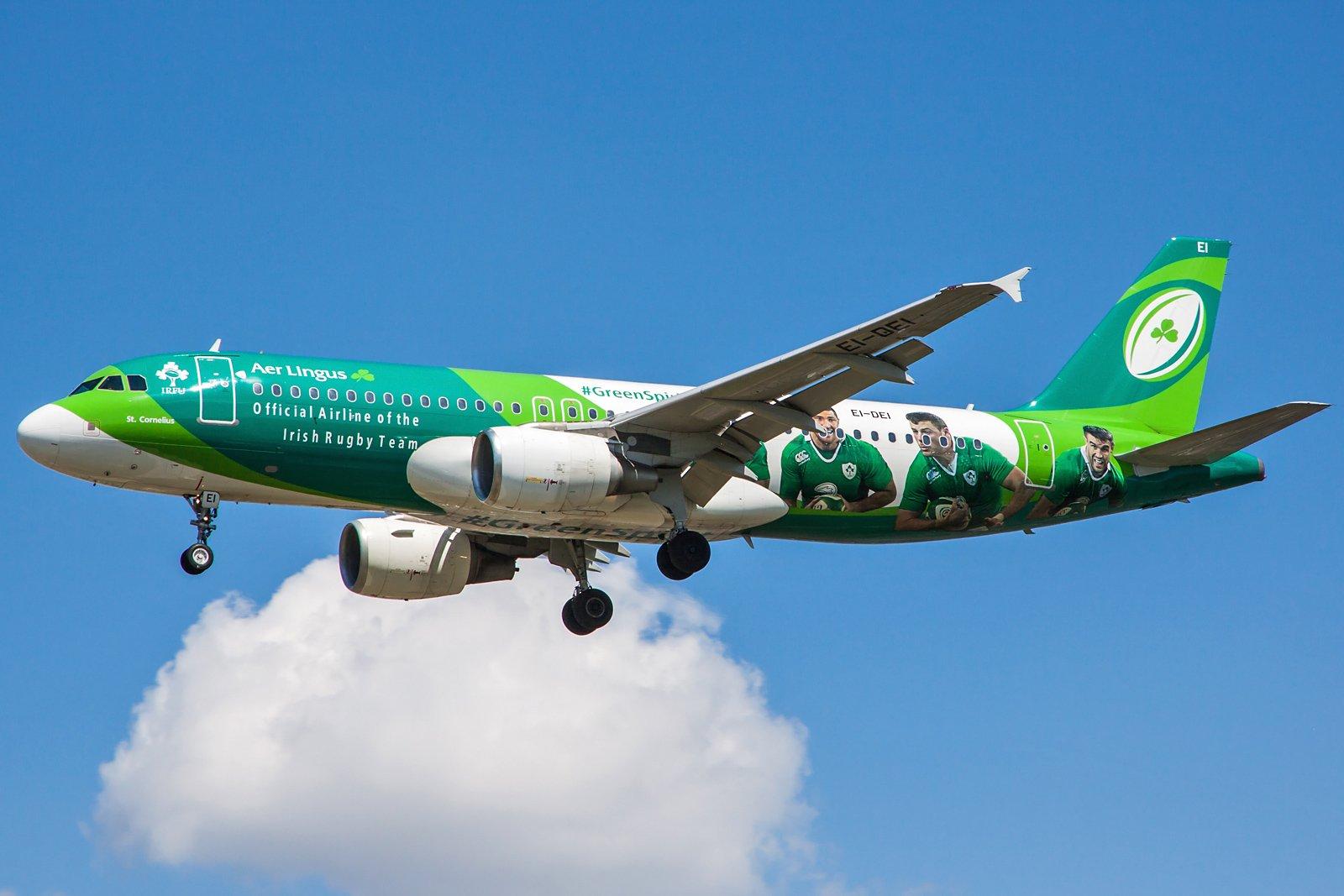 Aer Lingus Airbus A320-214 EI_DEI