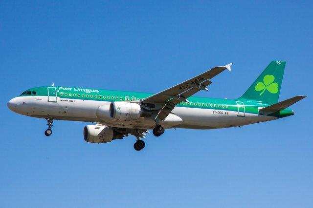 Aer Lingus Airbus A320-214 EI-DEG