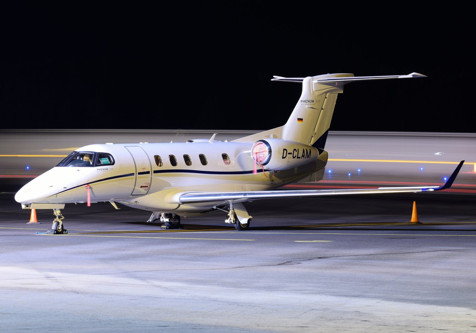 D-CLAM - Embraer 505 Phenom 300 - 6.11.2019