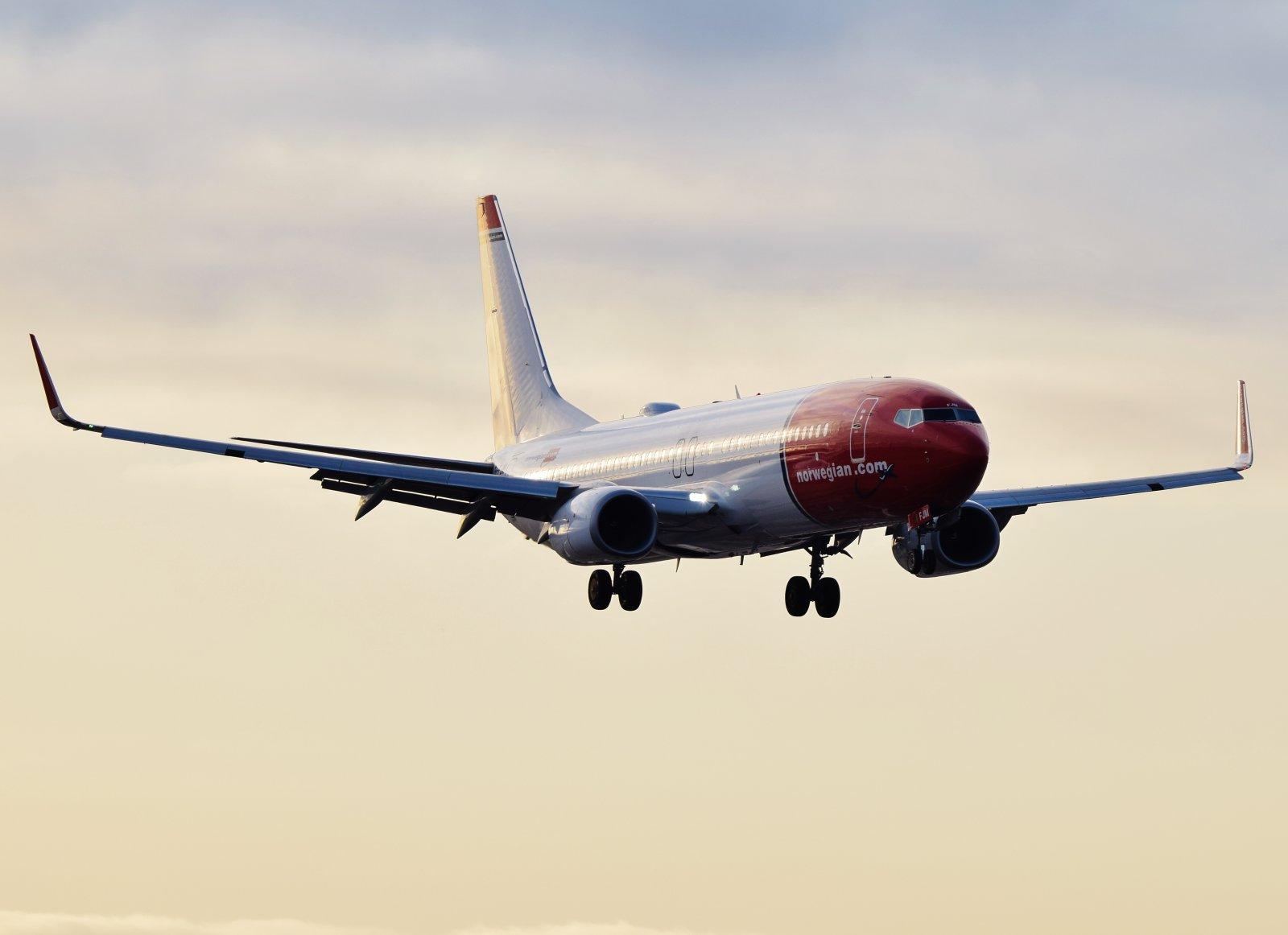 EI-FJM - Boeing 737-8JP - Norwegian Air International - 4.11.2019