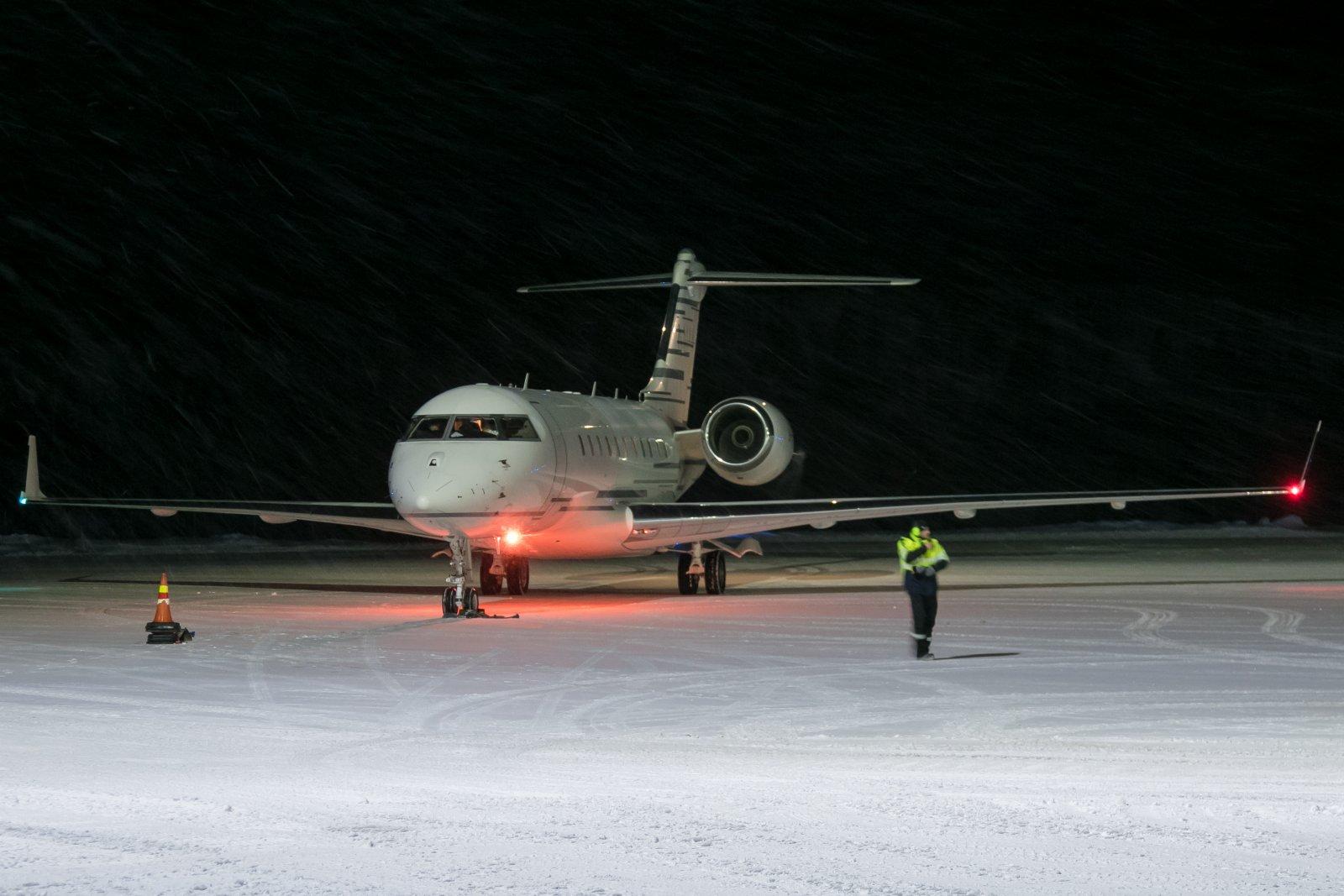 9H-AMN. Bombardier BD-700-1A11 Global 5000. 13.12.2019