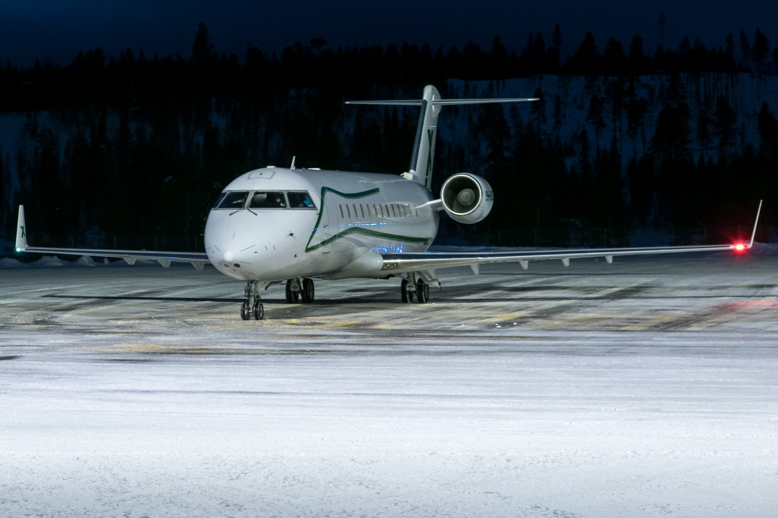 9H-BOO. 29.12.2019. Bombardier Challenger 850.