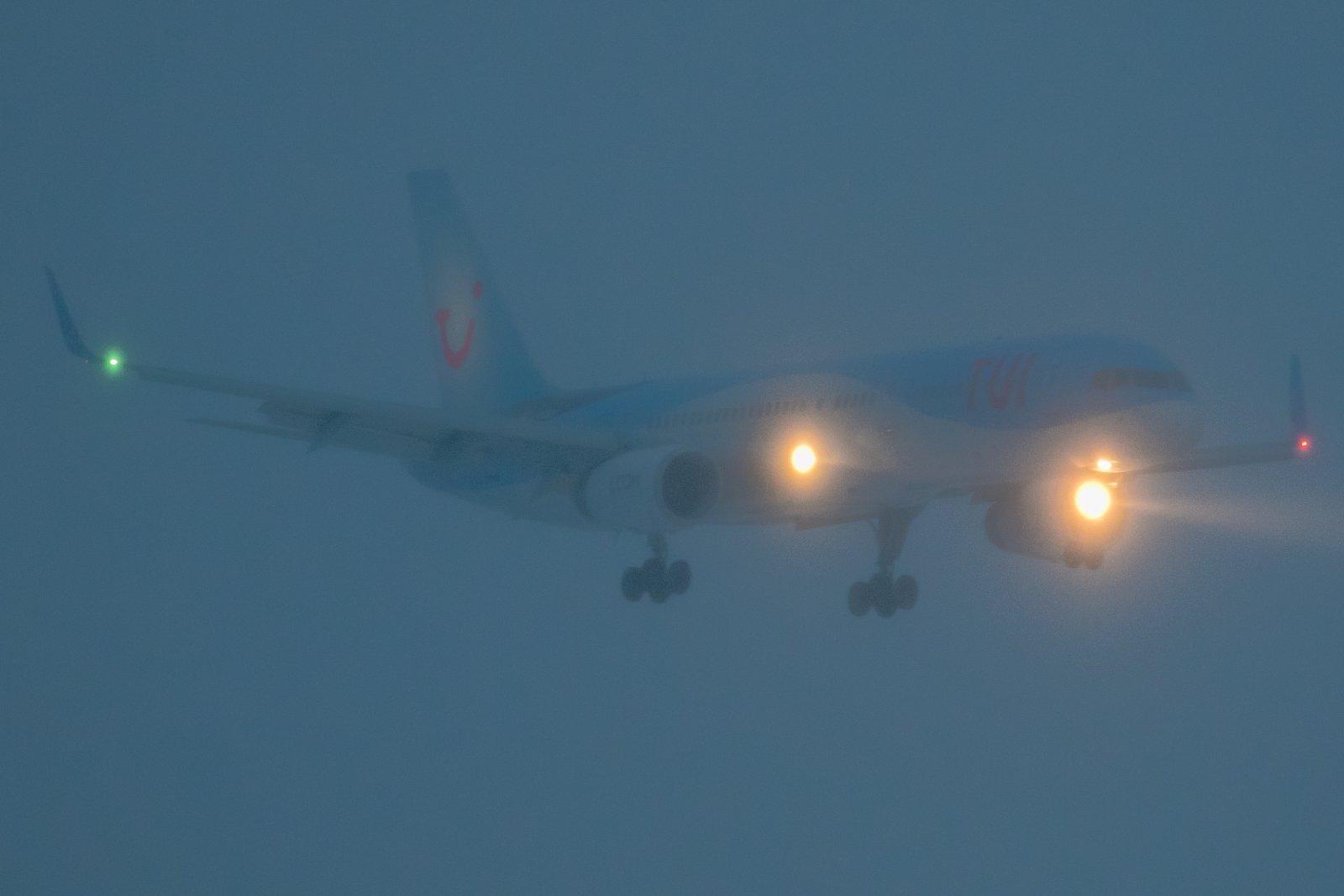 G-OOBD. Boeing 757-28A. 11.12.2019.