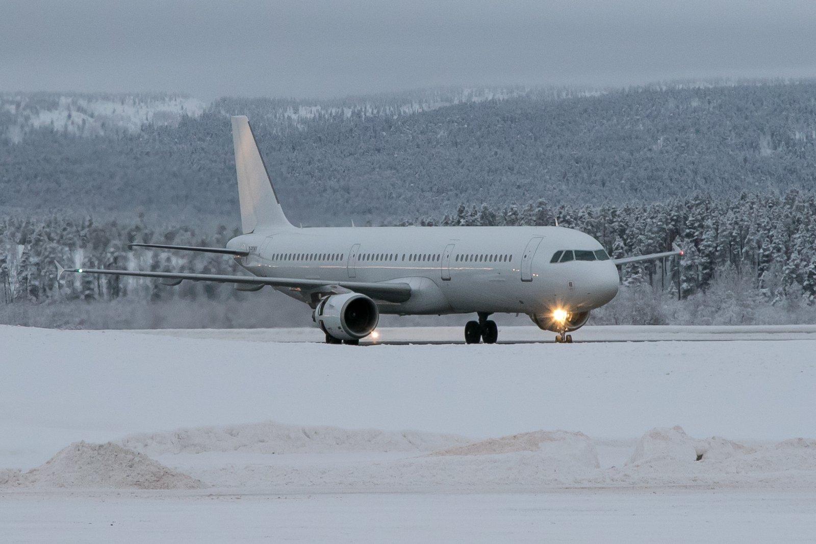 G-POWV. Airbus 321-211