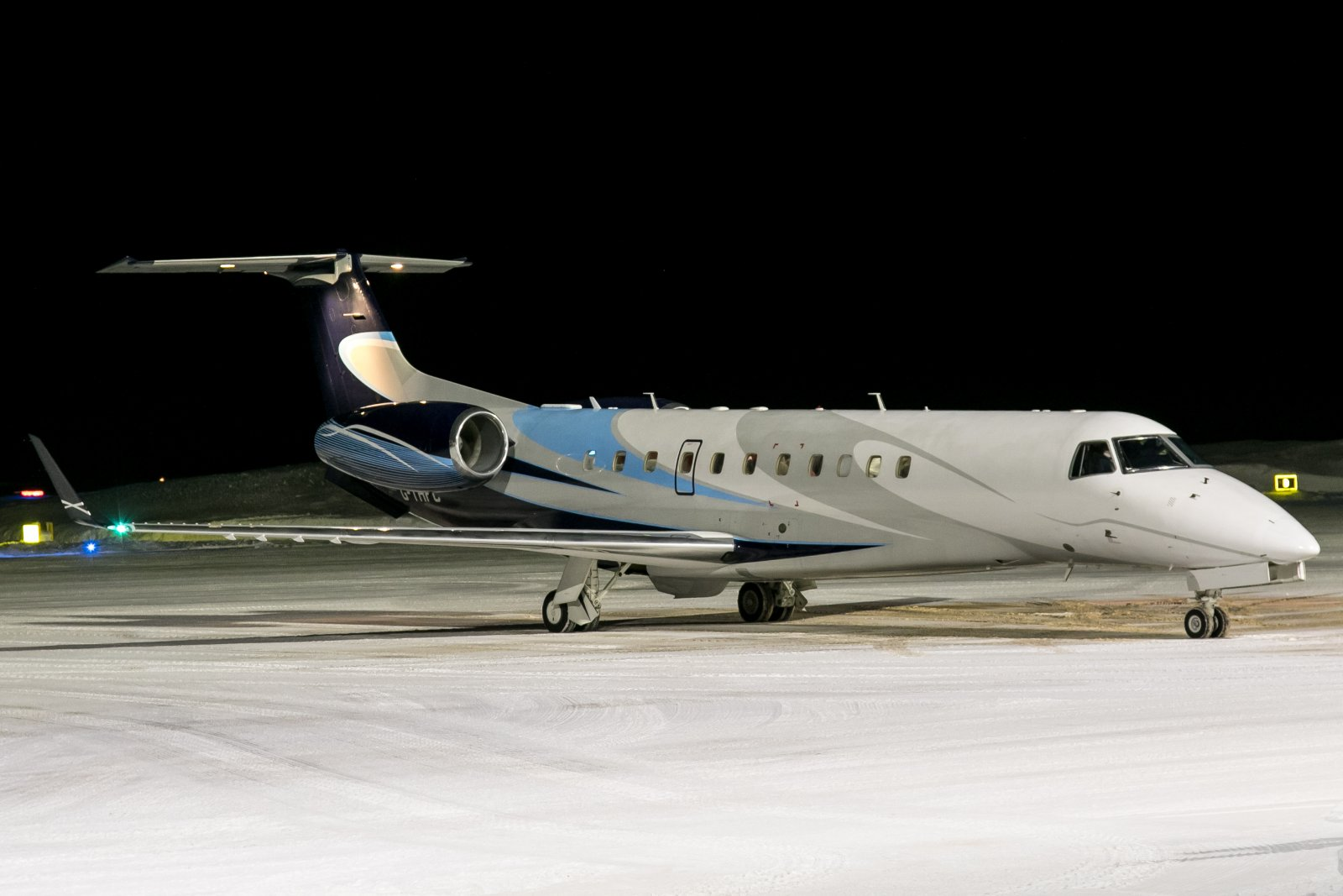 G-THFC. Embraer ERJ-135 BJ Legacy 600