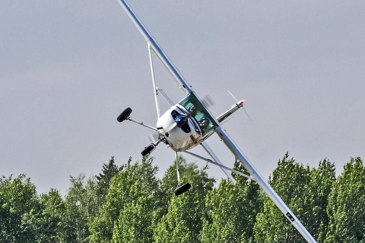 Cessna C152 OH-NEU