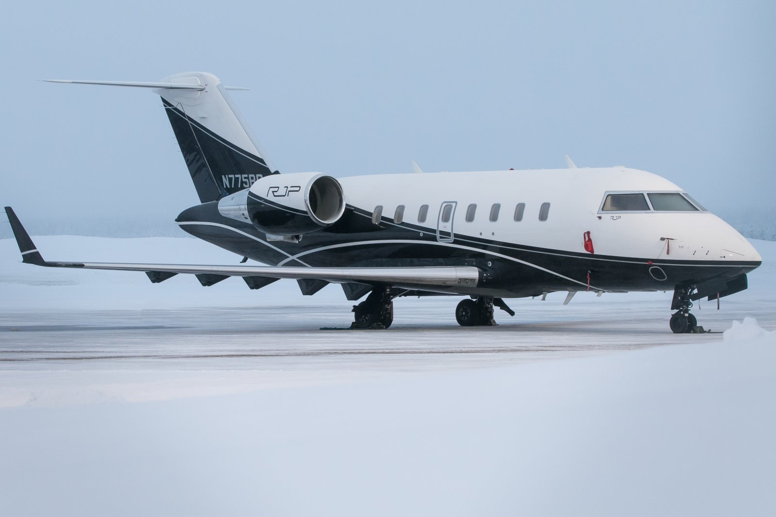 N775RP. 25.12.2019 Bombardier CL605 Challenger.