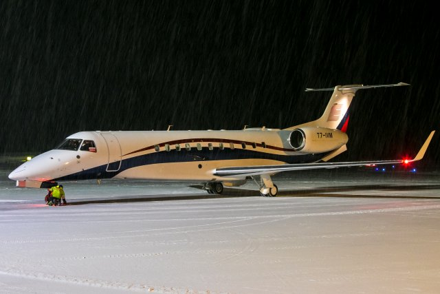 T7-IVM. Embraer Legacy 650.