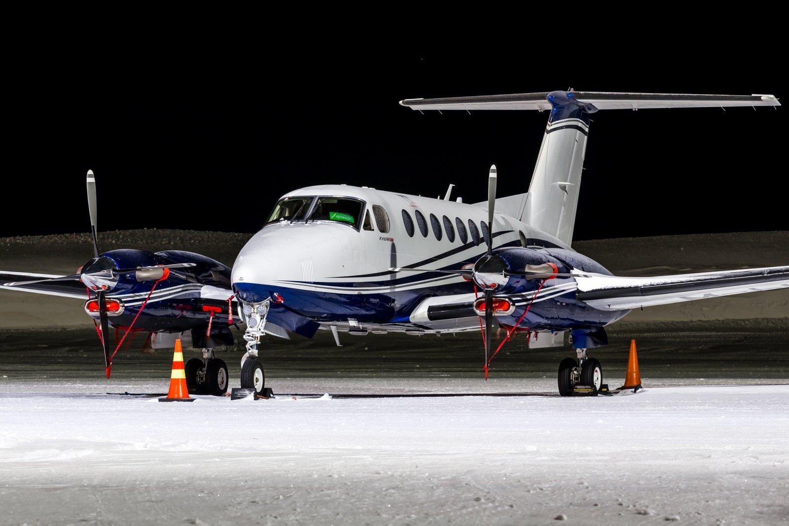 25.2. Beechcraft B300 King Air 350