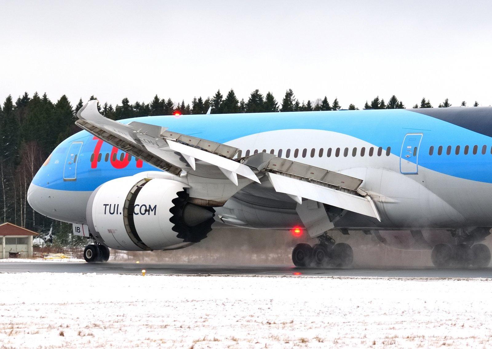 G-TUIB - Boeing 787-8 Dreamliner - TUI - 5.3.2020