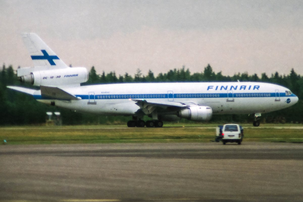 Finnair DC-10-30ER N345HC