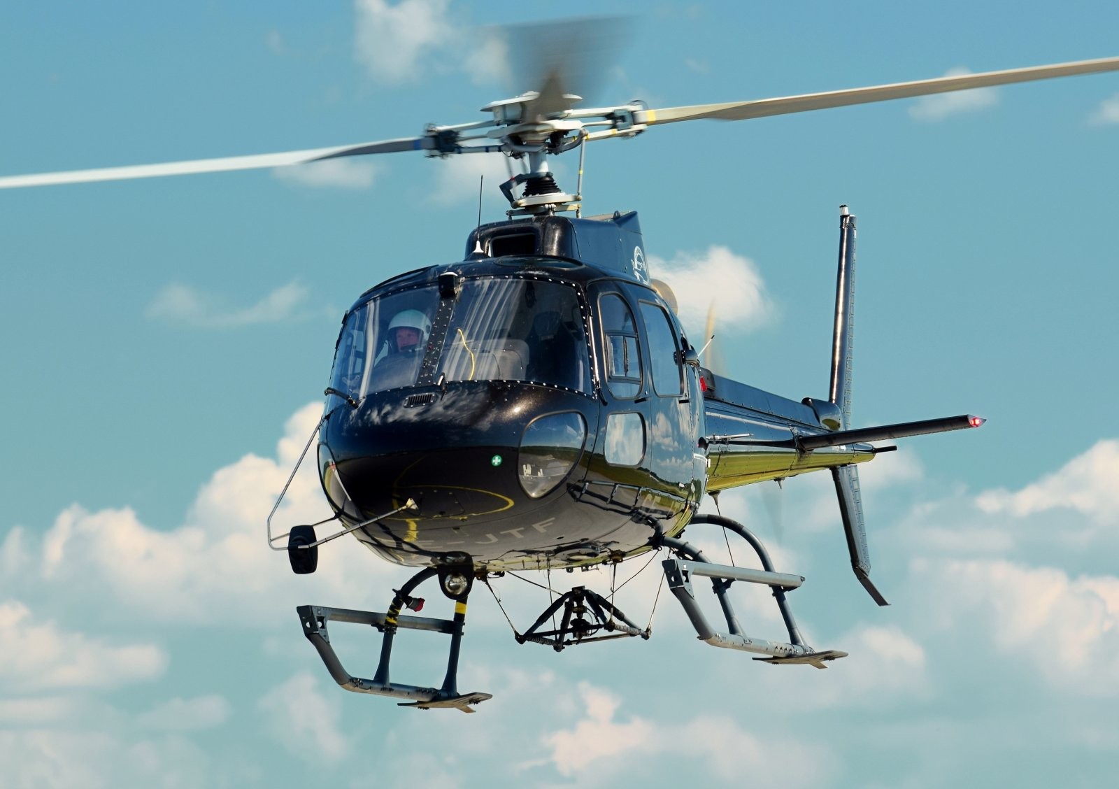 SE-JTF - Airbus Helicopters H125 - Scandair Helicopter - 26.6.2020
