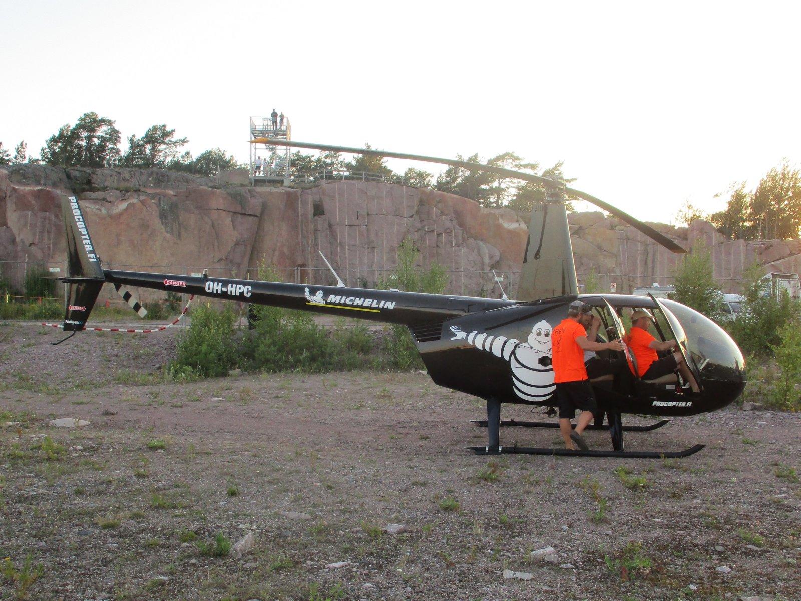 Robinson R44 Raven II OH-HPC Hanko 2020-08-07