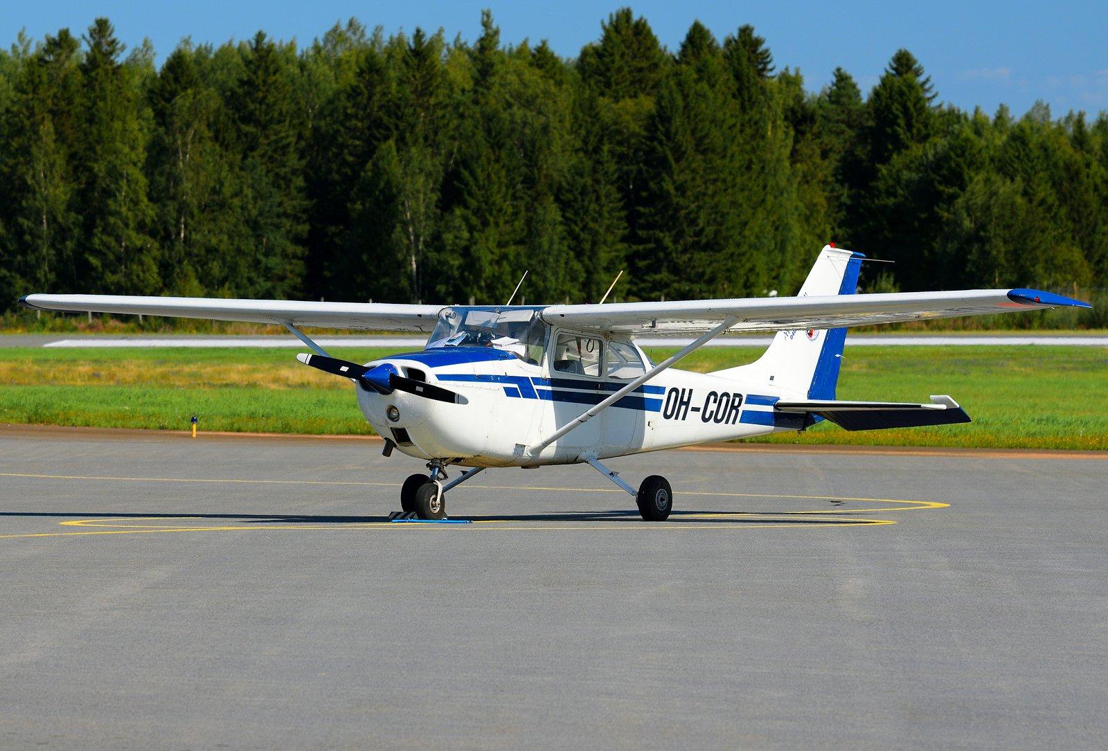 OH-COR - Reims-Cessna F172L Skyhawk - 9.8.2020