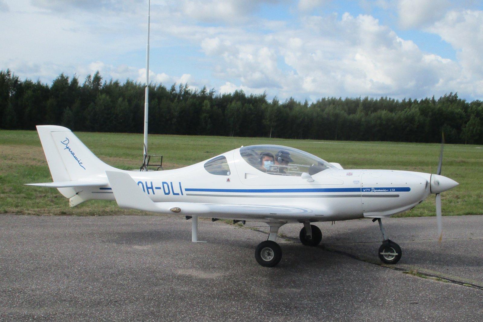 Aerospool WT-9 Dynamic OH-DLI EFHN 2020-08-12
