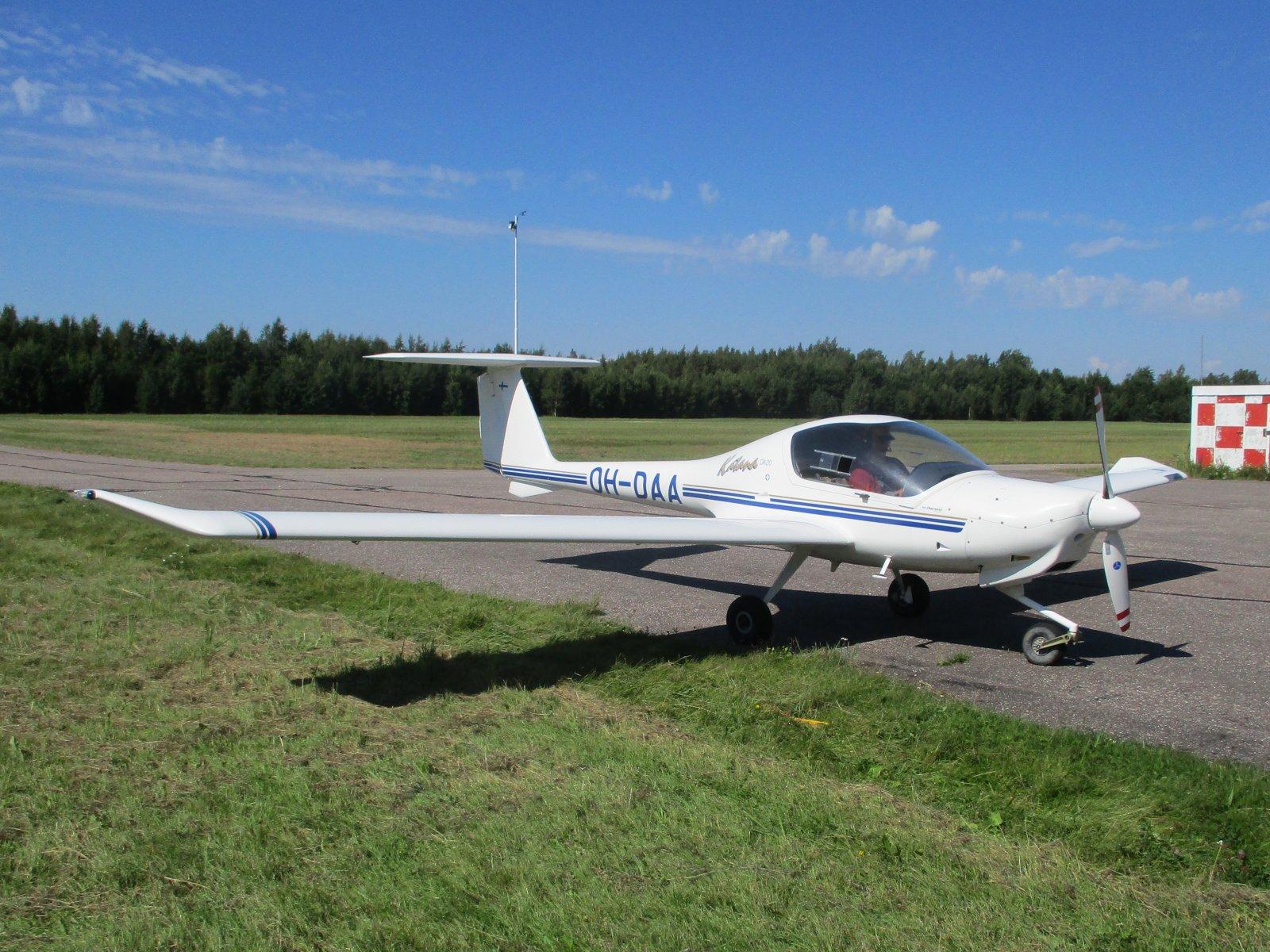 Diamond DA20-A1 Katana OH-DAA EFHN 2020-08-09