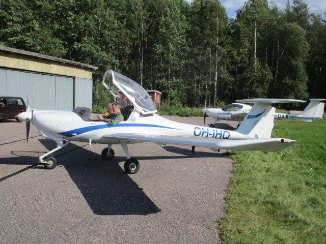 Diamond DV20 OH-IHQ EFHN 2020-08-25