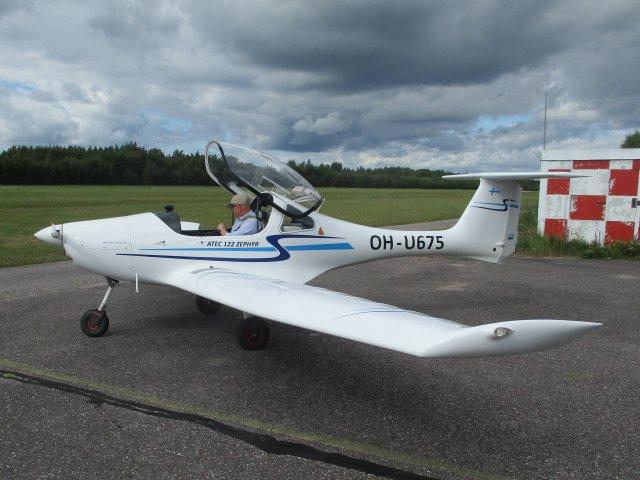 ATEC 122 Zephyr OH-U675 EFHN 2020-08-12