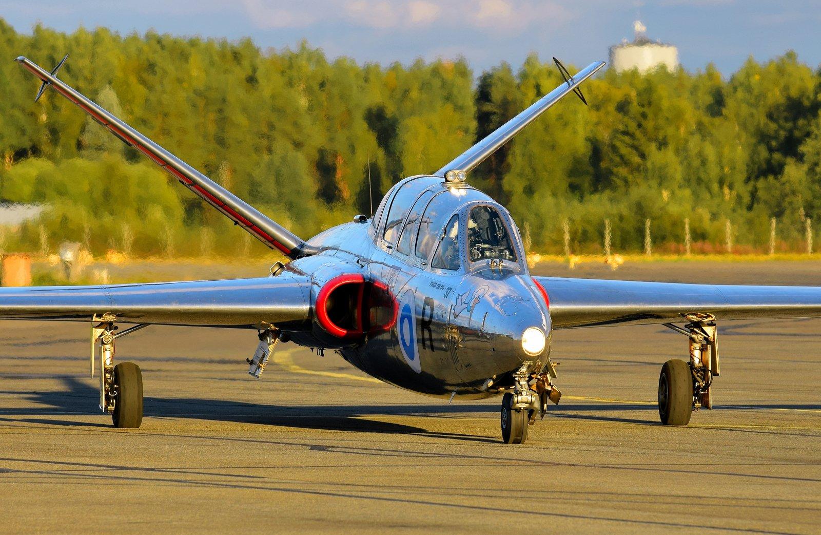 OH-FMA - Fouga CM.170 Magister - 29.8.2020