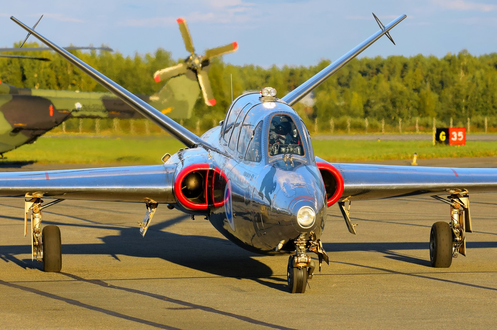 OH-FMM - Fouga CM.170 Magister - 29.8.2020