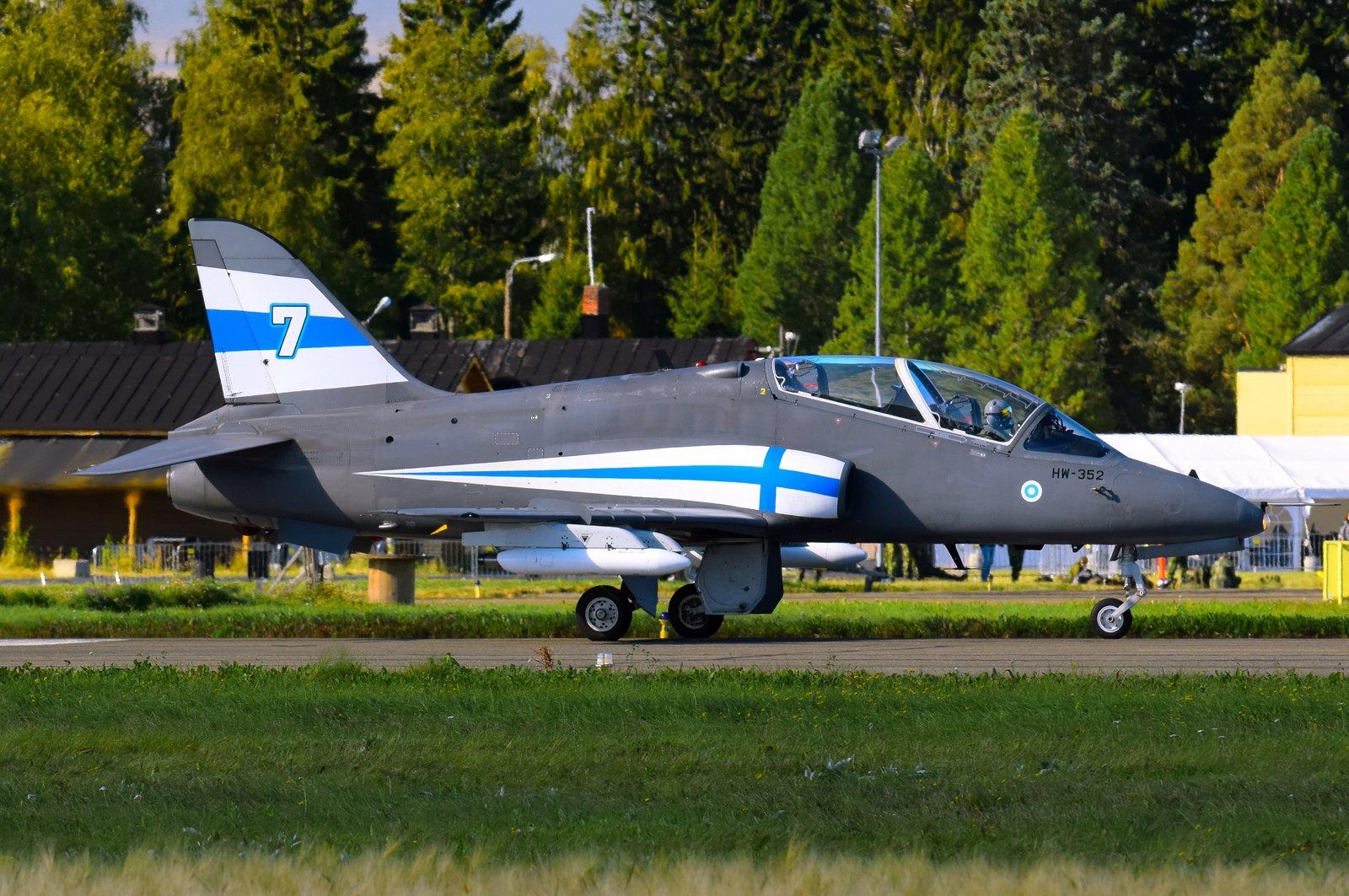 HW-352 - British Aerospace Hawk Mk.51A - Ilmavoimat - 31.8.2020