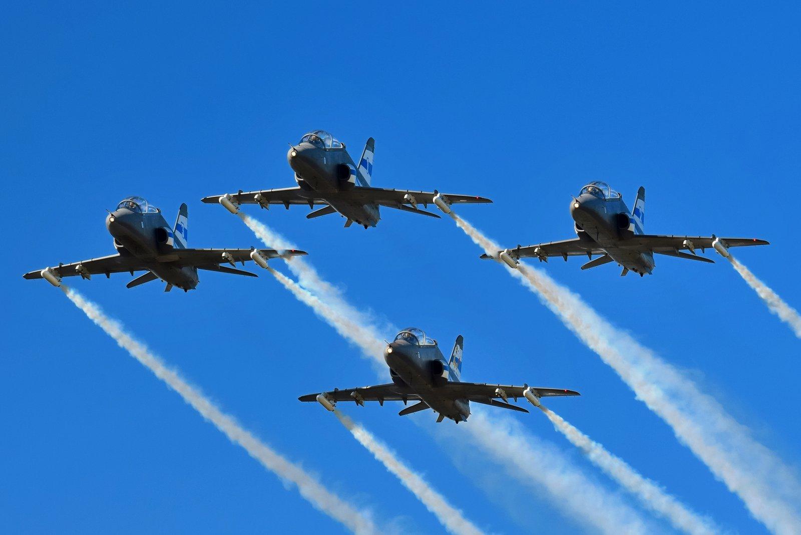 Midnight Hawks ylilento 31.8.2020